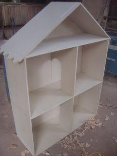 Como Hacer Una Casa De Muñecas    Bienvendo: http://madera-fina.blogspot.com/2012/03/como-hacer-una-casa-de-munecas.html  Muy buenosdías...