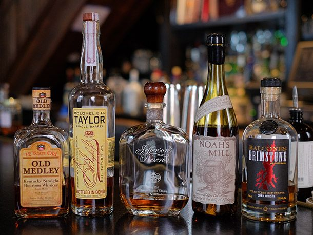 5 Lesser-Known Bourbons You Should Be Drinking | Serious Eats: Drinks