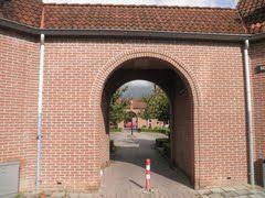 Poortje , Het Centrum , Knutteldorp
