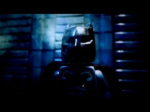 Here's The Dark And Gritty Lego 'Batman V Superman' Trailer You'd Been Waiting For