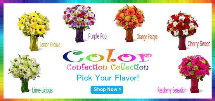 Send Flowers to USA : Flower Delivery USA : TheFlowerFactoryUSA.com