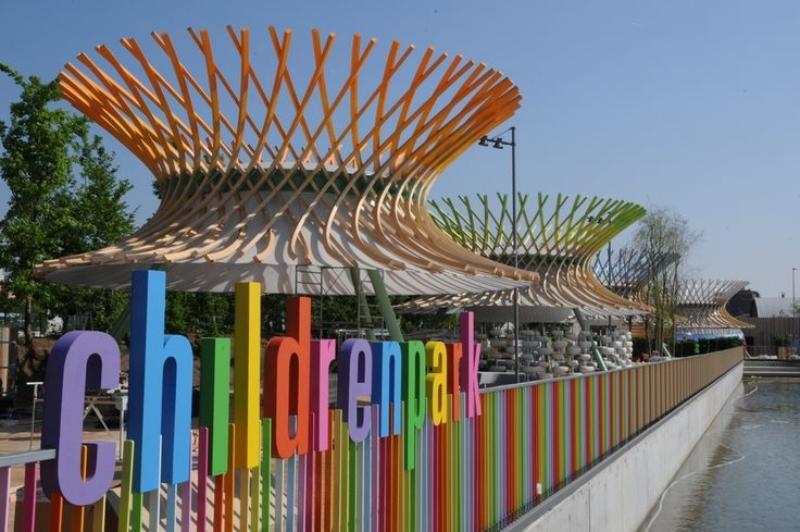Expo 2015, il Children park è tutto modenese - Foto e video - Gazzetta di Modena