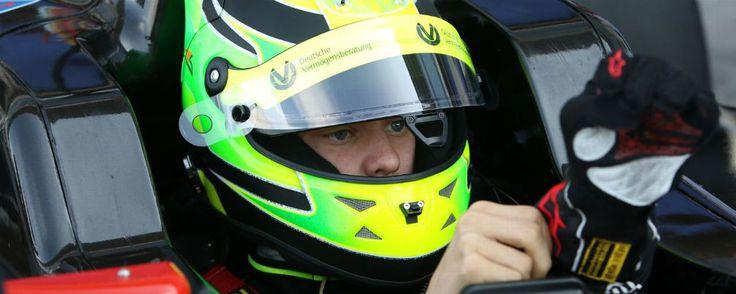 Mick Schumacher finishes ninth on Formula 4 debut