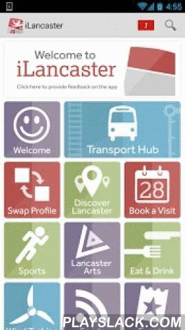 ILancaster  Android App - playslack.com ,  Welcome to iLancaster – Lancaster University's mobile app.iLancaster provides a wide range of Lancaster University services, resources and information at your fingertips - whenever you want them, from wherever you are.There are different 'profiles' in the app – when you register, select the one that's relevant for you:• Future Student profile for undergraduate applicants• International applicants• Student/Staff user• Guest userFeatures for…