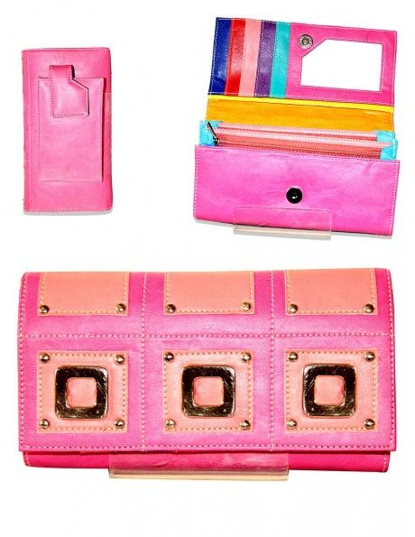 Buy Charismatic Women Long Wallet online. http://www.bharatplaza.com/new-arrivals/accessories.html