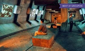 Groupon - Single-Day Admission or Membership to Museum of Tolerance (Up to 50% Off). Five Options Available. in Museum of Tolerance. Groupon deal price: $17