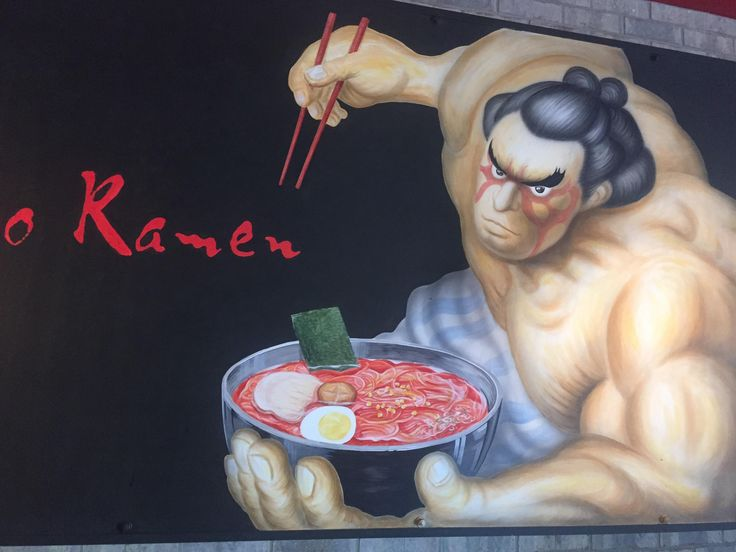 Saw this at the new Ramen shop in my town! http://ift.tt/2vqV2mX