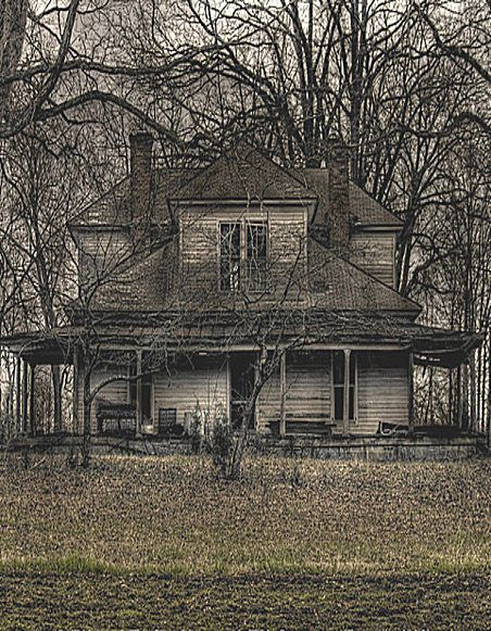 Old Farm House - this looks like a drawing