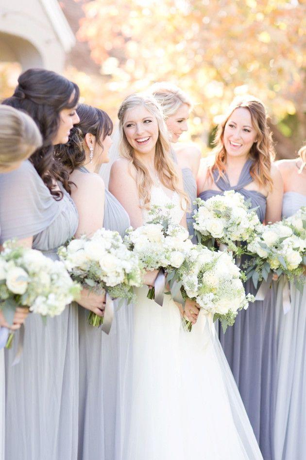 Beautiful Outdoor Wedding | Amy & Jordan Photography | Bridal Musings Wedding Blog