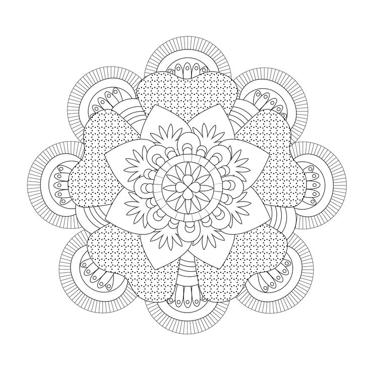 1601 best мандала images on Pinterest Mandalas, Coloring books and - copy extreme mandala coloring pages