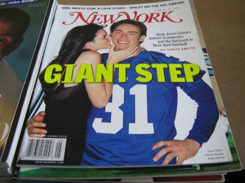 Jason Sehorn New York Giants Publications