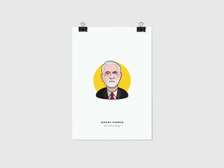 Image of Jeremy Corbyn - The Labour Party