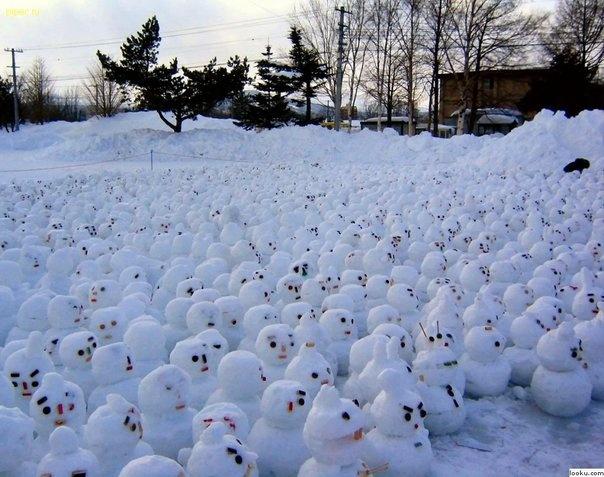 Manifestation massive contre le réchauffement climatique.