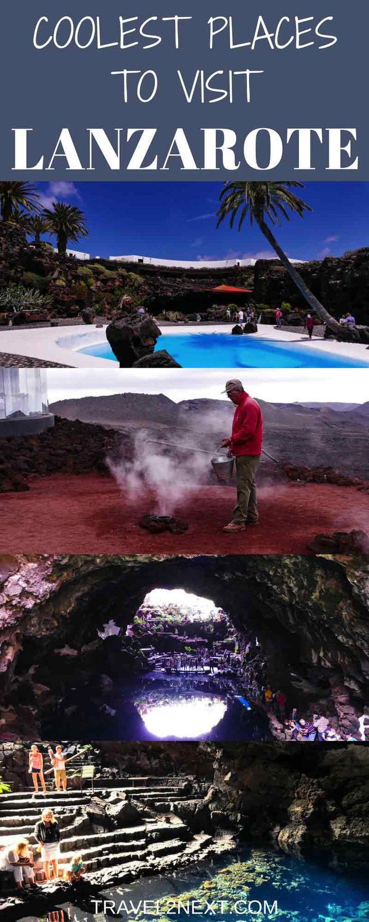 Lanzarote Attractions: Coolest Spots To Visit In the Canary Islands. Visit the Canary Islands. https://travel2next.com/lanzarote-attractions-canary-islands/?utm_campaign=coschedule&utm_source=pinterest&utm_medium=Travel%202%20Next&utm_content=Lanzarote%20Attractions%3A%20Coolest%20Spots%20To%20Visit%20In%20the%20Canary%20Islands