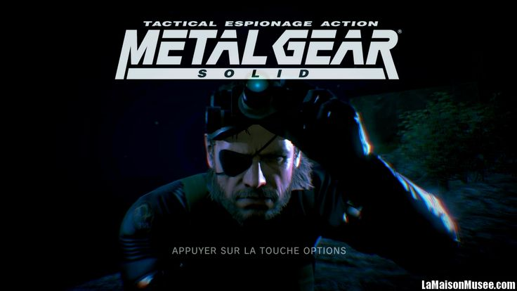 Deja-vu Images MGS 5 Ground Zeroes  http://lamaisonmusee.com/