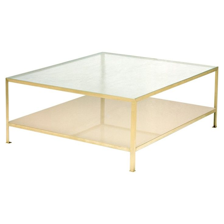 Square Coffee Table Size: 90 Degree Square Coffee Table, Large In 2019