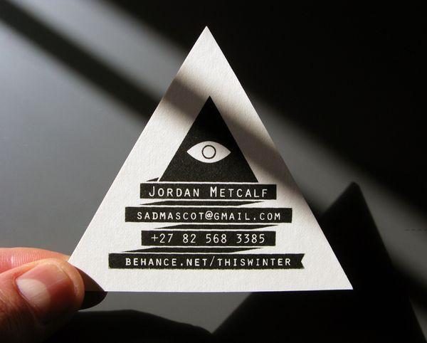 john metcalf business cards