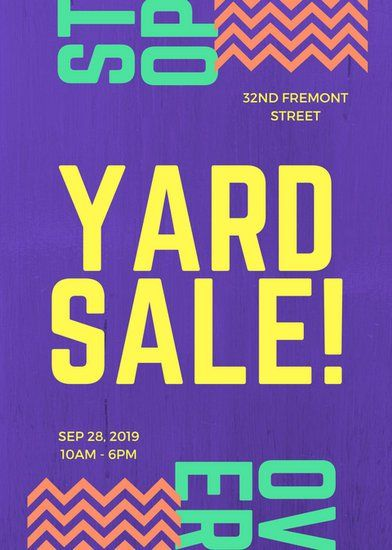 566 best Project Research images on Pinterest Bookshelf ideas - yard sale flyer template