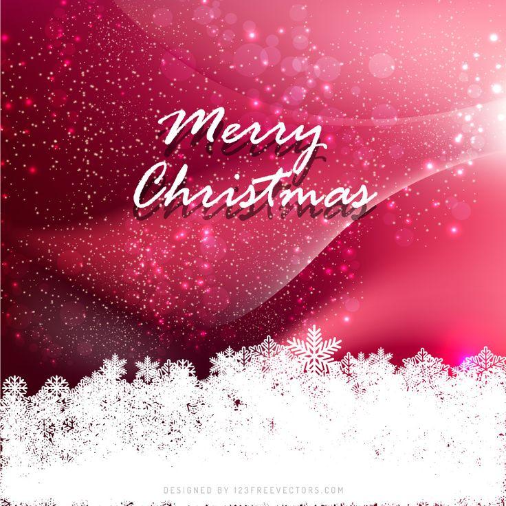 Dark Red Christmas Background Image  - https://www.123freevectors.com/dark-red-christmas-background-image-78088/