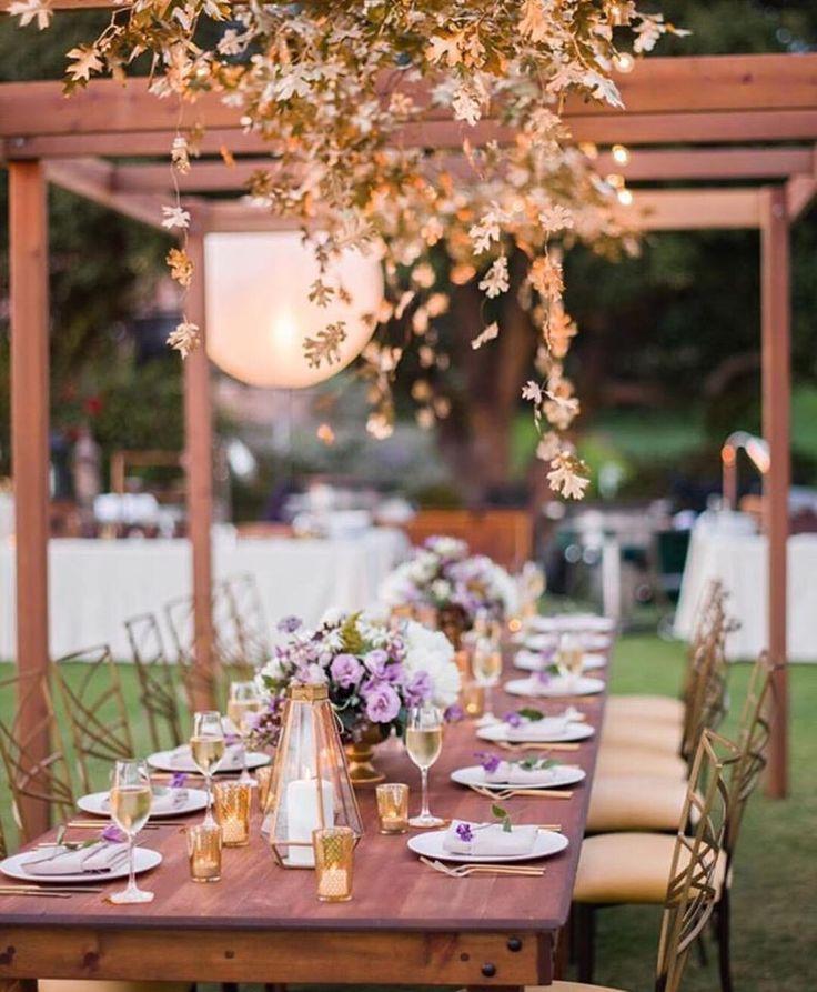 wedding receptions gold coast qld%0A Gorgeous gold tones outdoor wedding reception