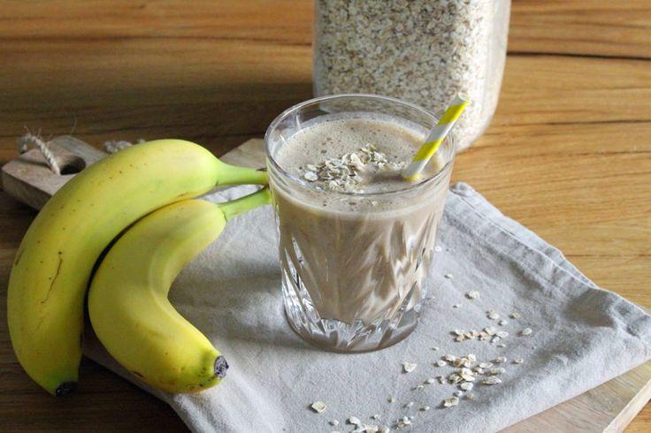 Rezept: Kaffee-Bananen-Smoothie