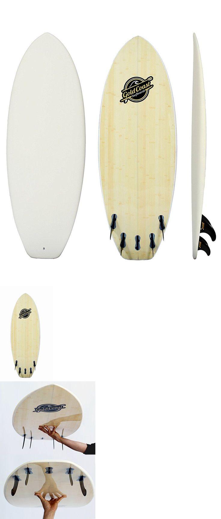 "Other Surfing 2916: 5'3"" Foam Surfboard Hybrid Soft Surfboard Surfing Shortboard Fish -> BUY IT NOW ONLY: $279.97 on eBay!"