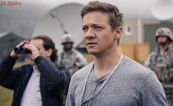 Herec Jeremy Renner, jeden z Avengers, se představí v přenosu z Varů