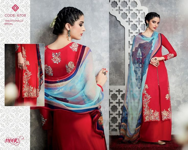salwar kameez Womens wear wedding latest suit indian pakistani palazzo shalwar…