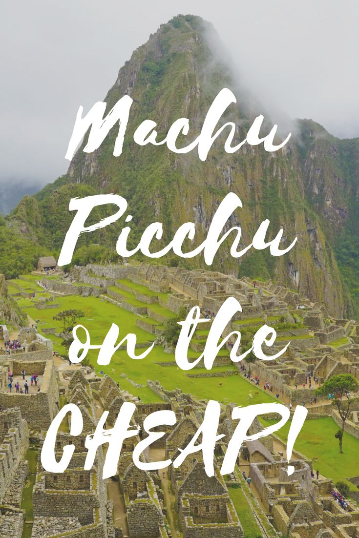 An Honest Guide to Machu Picchu by Car / Bus / Mini-Van / Shuttle on the Cheap! Don't go with a expensive outfit, save money for more Peru Travel! Photography, guide, hike, location, tickets, price, history, architecture, altitude / elevation and more!  ☆☆#Inspiredbymaps ☆☆