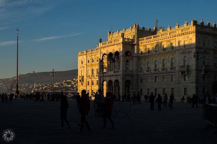 Trieste in Chiaroscuro (Palazzo del Governo)