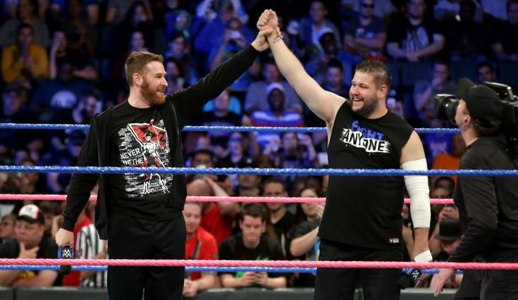 Kevin Owens Comments On Royal Rumble Title Match, Sami Zayn On Beating AJ Styles