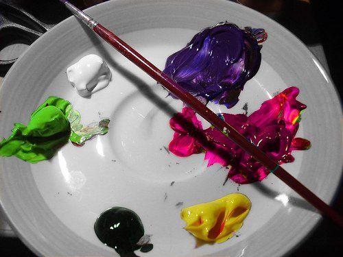Tutorial Pintura Acrílica [Cómo es y cómo usarla] - Taringa!
