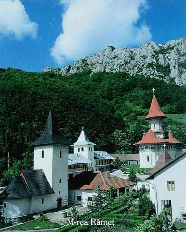 Manastirea Ramet Gradina Raiului Din Apuseni | Romania Turistica | 100% Turism Romanesc