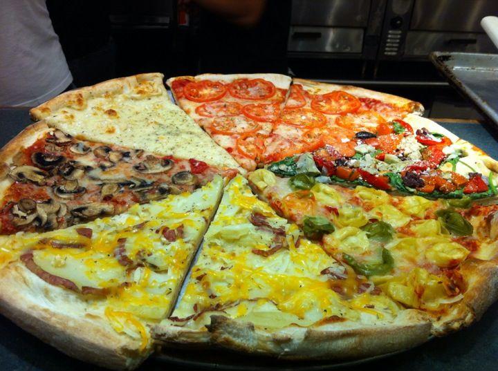 Antonio's Pizza in Amherst, MA