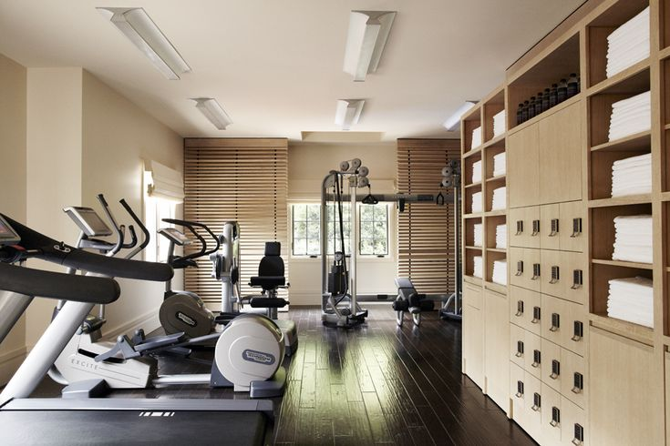 hotel bel air Fitness Center