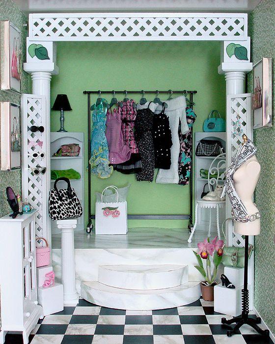 Barbie Room: Best 25+ Barbie Diorama Ideas On Pinterest