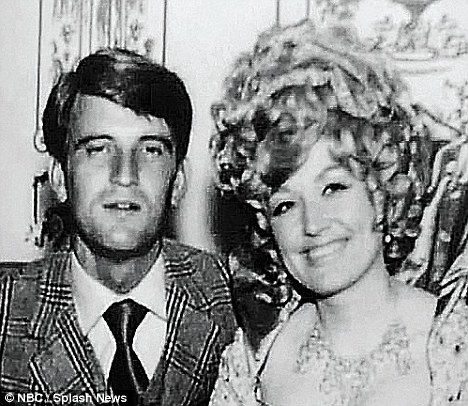 "Still going strong: A rare picture of Dolly Parton and her husband together, taken in the 1960s.  |    ""'I love to flirt, and I've never met a man I didn't like,' she laughs. 'Men are my weakness. Short, fat, bald or skinny – I've had crushes on some very unusual men but Carl knows I'll always come home and I'm not having sex with these people – I'm just flirtin' and having fun.""    http://www.dailymail.co.uk"