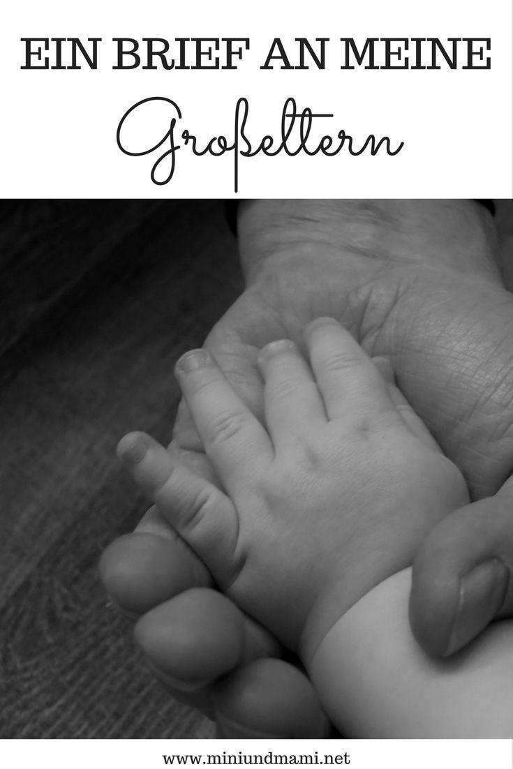 Brief Vom Ungeborenen Baby An Die Großeltern