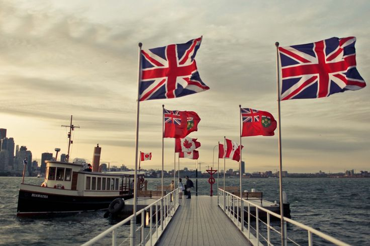 Toronto Island - home from home