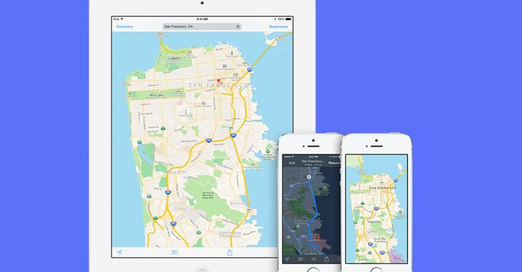 Report: iOS 8 Will Overhaul Apple Maps