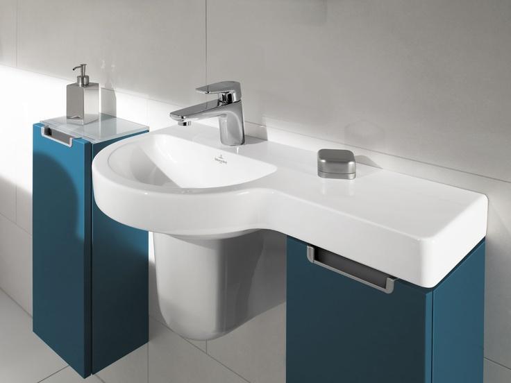 Les 38 meilleures images propos de lave mains sur for Meuble villeroy et boch