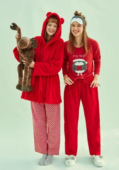Ev Kıyafetleri - 2017 Pijama Takımları