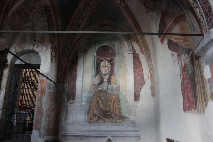 Nepi nel Viterbo, Lazio - Church of San Biagio