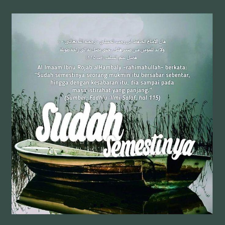 http://nasihatsahabat.com #nasihatsahabat #mutiarasunnah #motivasiIslami #petuahulama #hadist #hadits #nasihatulama #fatwaulama #akhlak #akhlaq #sunnah  #aqidah #akidah #salafiyah #Muslimah #adabIslami #DakwahSalaf # #ManhajSalaf #Alhaq #Kajiansalaf  #dakwahsunnah #Islam #ahlussunnah  #sunnah #tauhid #dakwahtauhid #alquran #kajiansunnah #keutamaan #fadhilah #Sabar #kesabaran #sudahsemestinya #Mukmin #Bersabar #MasaIstirahatPanjang #mati #meninggal