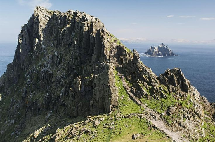 Skellig Michael Ireland - Posted by: golden_an