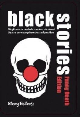 Black Stories - waargebeurde verhalen