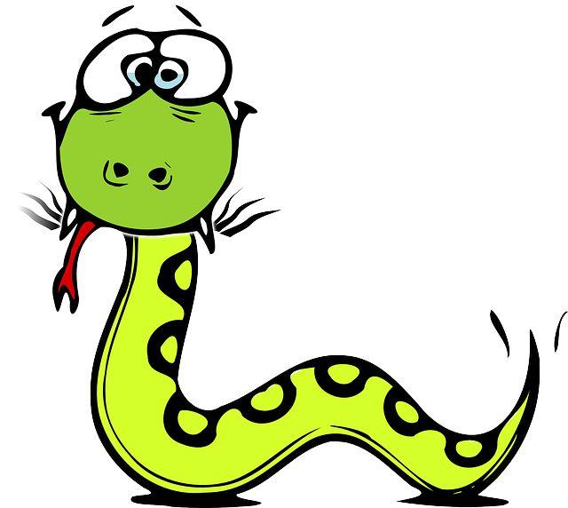 Le serpent des tables - 4 jours et demi de classe