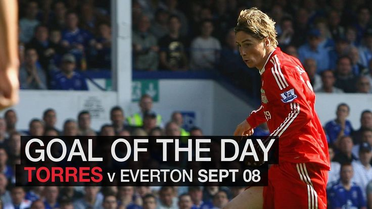 8⃣ years ago today, Fernando Torres sealed Merseyside derby bragging rights!