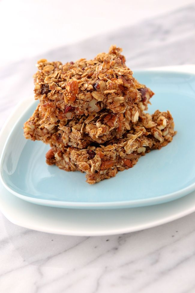 Super Easy Healthy Granola Bars - Ingredients, Inc.