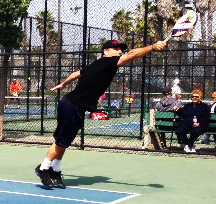 Scott Freedman The 1 Paddle Tennis player in the world